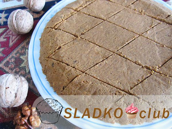 Азербайджанская халва рецепт пошагово