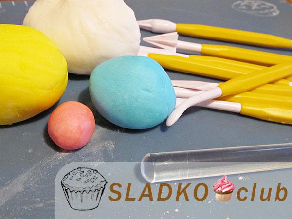 Как слепить миньона из мастики для торта: пошаговый мастер-класс с фото