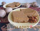 Миниатюра к статье Домашняя армянская халва из муки, масла и сахара – простая восточная сладость