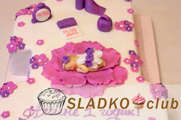 Как сделать торт из коржей со сгущенкой фото 386