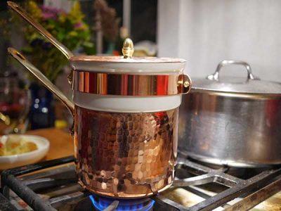 Как в домашних условиях сделать водяную баню
