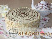 Миниатюра к статье Классический торт эстерхази: как приготовить и украсить
