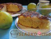 Как сделать вкусные айвовые пироги