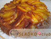 Миниатюра к статье Вкусные пироги со свежими персиками: восхитительно и просто