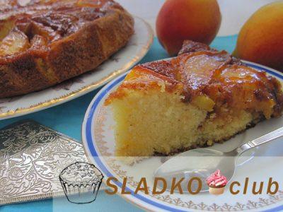 Персиковые пироги на любой вкус