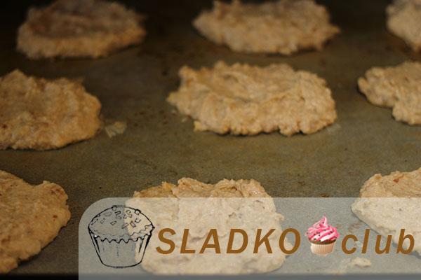 Печенье для детей с аллергией на глютен