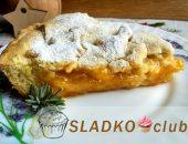 Миниатюра к статье Лучшие рецепты песочных пирогов с вареньем