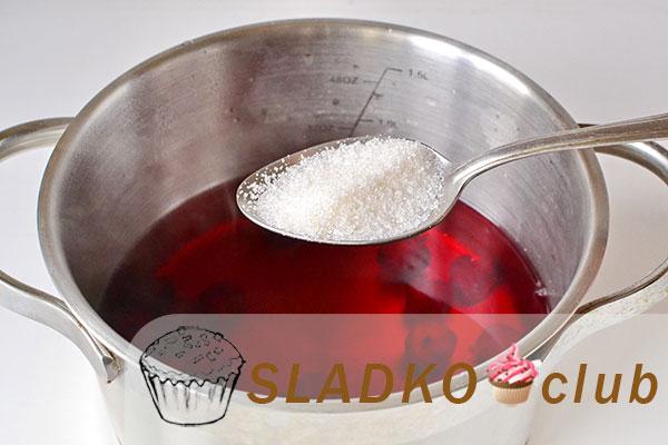 Кисель из варенья – Как сварить кисель из варенья и крахмала. Домашний кисель. Рецепты