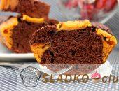 Миниатюра к статье Шоколадный брауни с тыквой