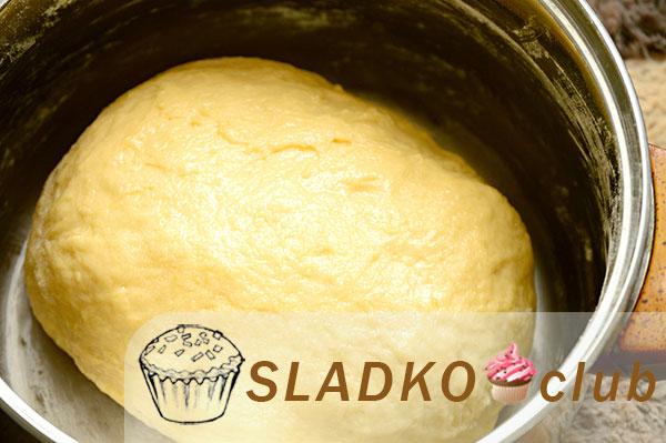Сдобное дрожжевое тесто для пирогов в духовке: самое вкусное и нежное