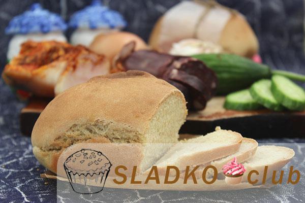 Как испечь хлеб на бездрожжевом тесте с использованием кефира и соды