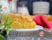 Миниатюра к статье Ароматный цитрусовый пирог с лимонной начинкой