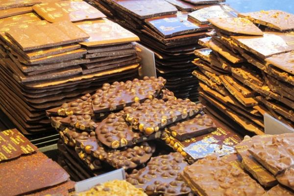 Особенности швейцарских шоколада