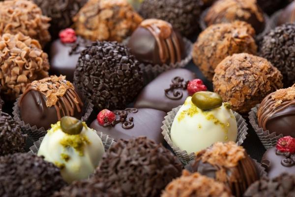Особенности швейцарских сладостей