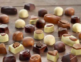 Вкусные истории о бельгийском шоколаде