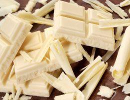 Полезен ли белый шоколад