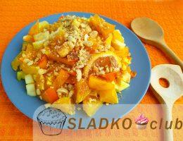 Заправки для фруктового салата
