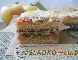 Рецепт рассыпчатого пирога кухен по-немецки