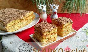 Миниатюра к статье Легендарный торт «Молочная девочка»: лучшие рецепты на любой вкус