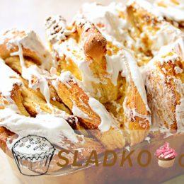 Вкусное и нежное сдобное тесто для пирога