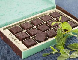 Особенности шоколада с мятой