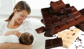 Миниатюра к статье Можно ли есть шоколад при грудном вскармливании? Важные нюансы употребления продукта