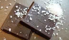 Миниатюра к статье Что-то новенькое! Пробовали ли вы шоколад с солью и действительно ли он соленый на вкус?