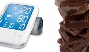 Миниатюра к статье Повышает или понижает давление употребление шоколада?