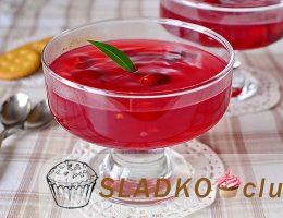 Лучшие рецепты приготовления вишнёвых киселей